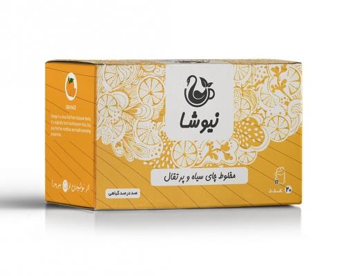 چای پرتقال نیوشا