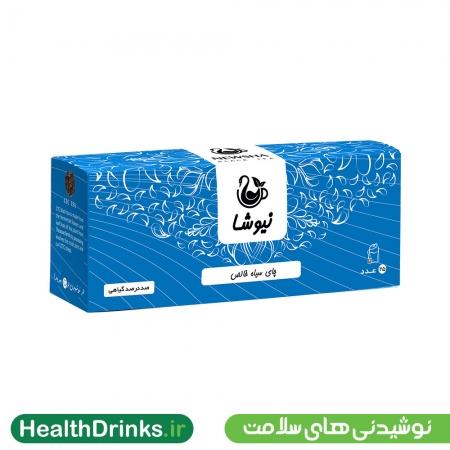 چای سیاه سی تی سی کیسه ای ۲۵ عددی نیوشا (بدون انولوپ)
